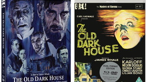 Step Into 'The Old Dark House' With Eureka Entertainments UK Blu-ray