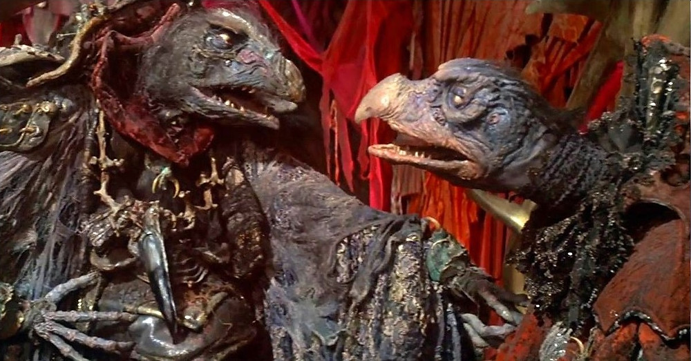 The Dark Crystal: Age of Resistance Skeksis Puppet