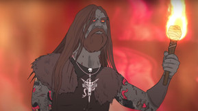 "Hjelvik Depicts the ""Glory of Hel"" With Stunning Animated Music Video"
