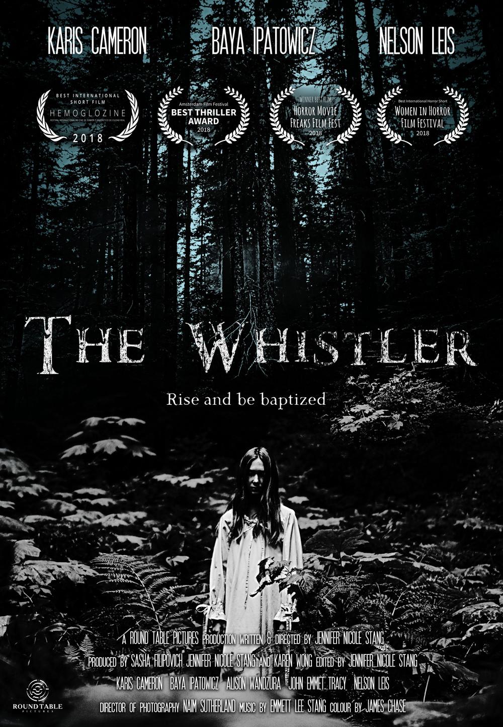 The Whister Short Film Poster