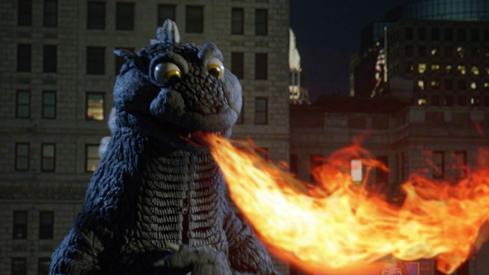 Notzilla Trailer Kaiju Spoof