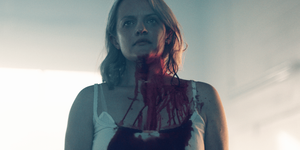 Elisabeth Moss Invisible Man