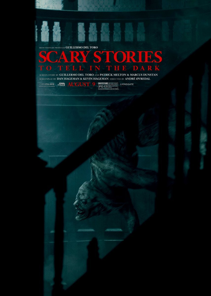Scary Stories To Tell in the Dark Jangly Man Poster