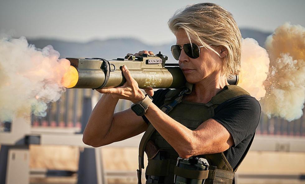 Terminator: Dark Fate Teaser Trailer