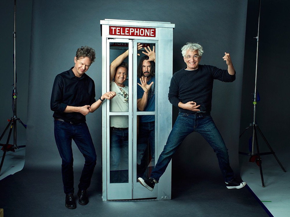 Bill & Ted 3 Release Date Announcement