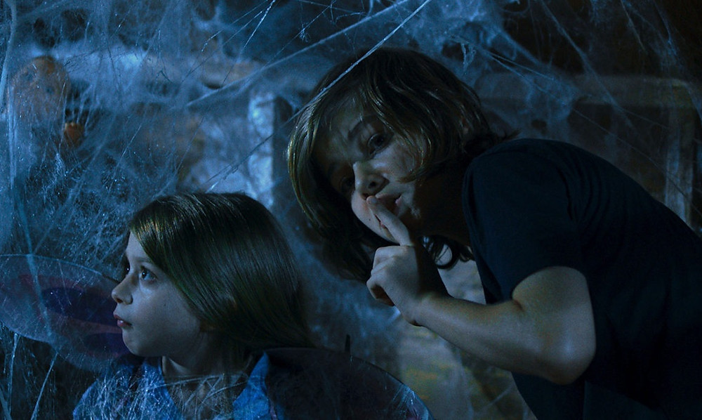 Itsy Bitsy Blu-ray Release Scream Factory