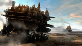 [Trailer] 'Mortal Engines' Looks Like 'Mad Max' Meets 'Howl's Moving Castle&