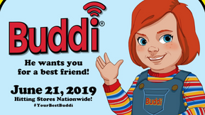 """'Child's Play' Remake Website Offers Information On The New """"Buddi"""" Doll"""