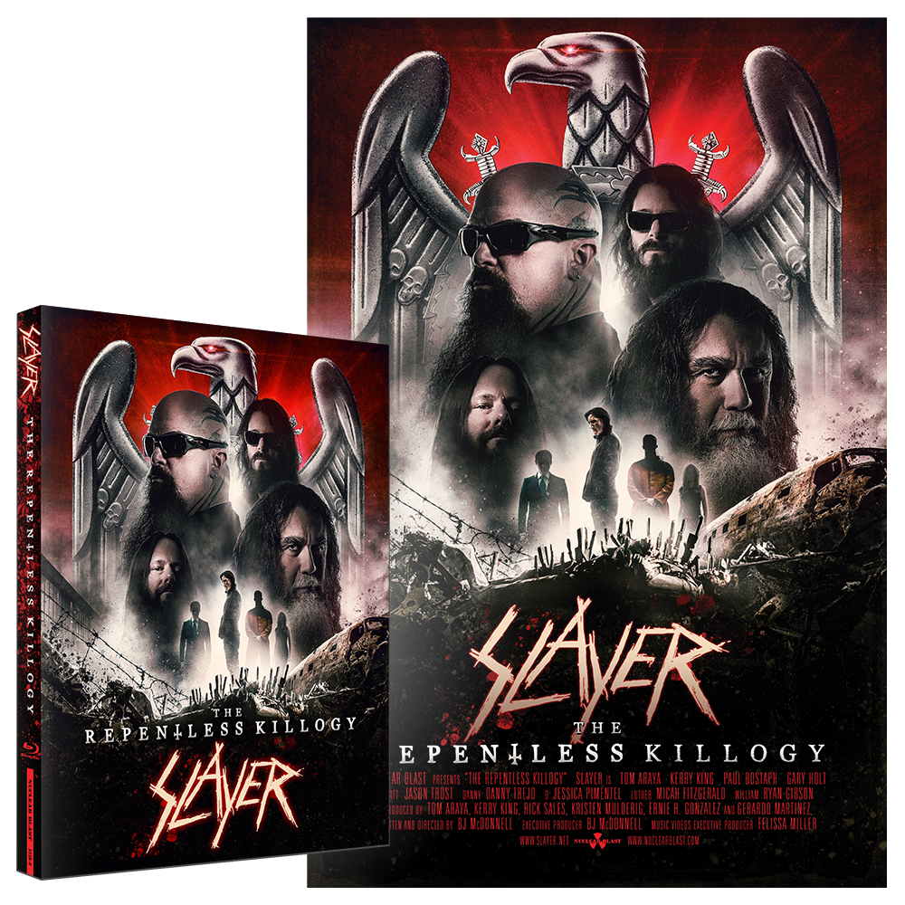 Slayer Repentless Killogy Blu-ray