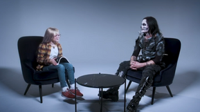 [Video] Cradle Of Filth Frontman Dani Filth Gets Interviewed By A Nine-Year-Old