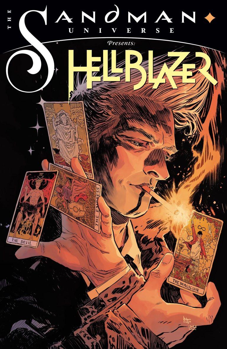The Sandman Universe Presents Hellblazer