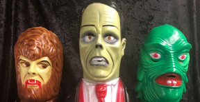 Loot Crate and NECA Team Up for Series of Limited Edition Universal Monsters Masks