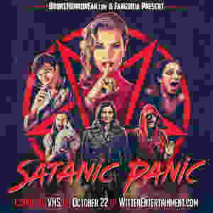 Satanic Panic Broke Horror Fan VHS