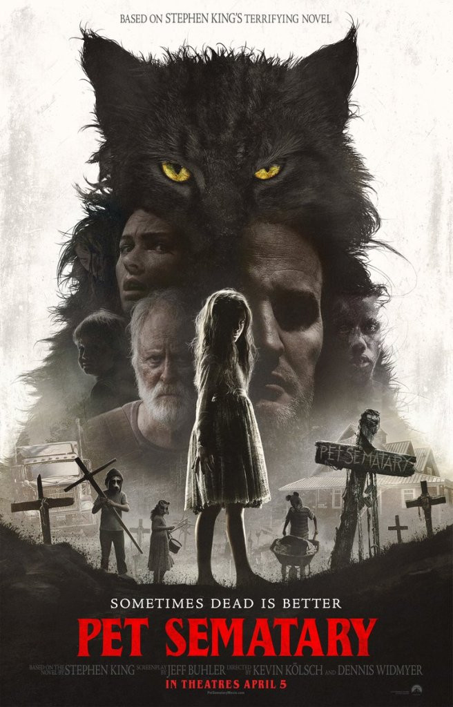 Pet Sematary Second Trailer Poster