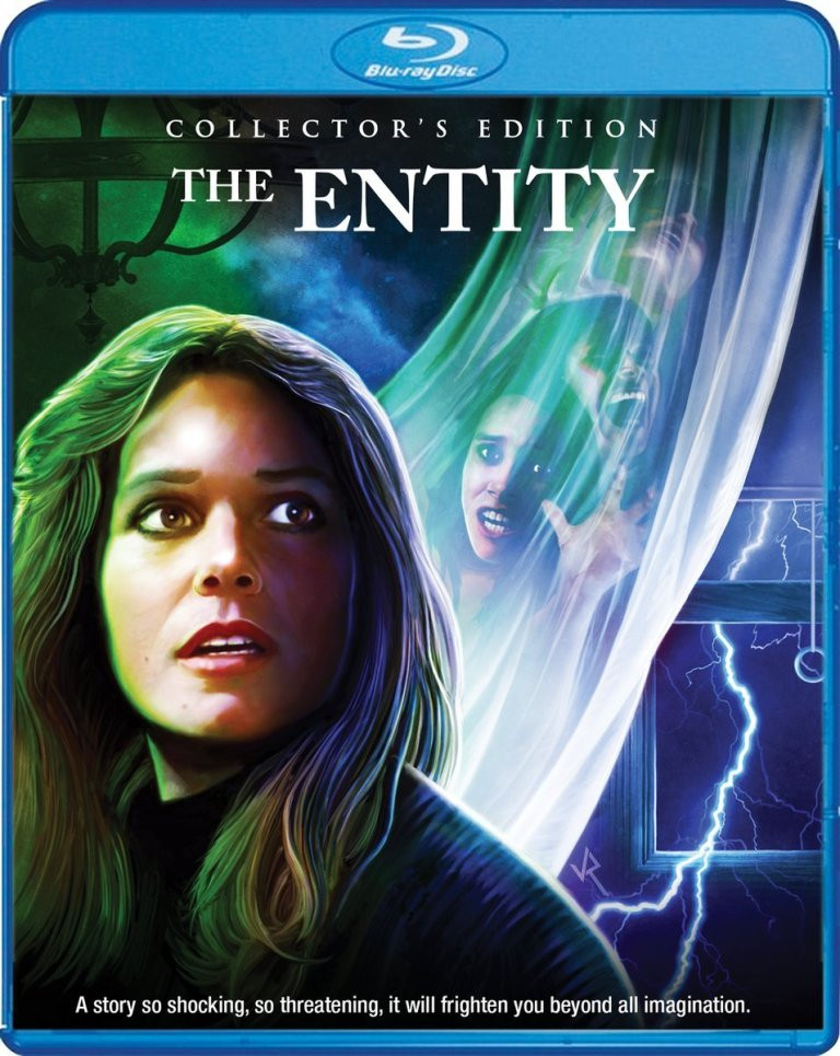 The Entity Collector's Edition Scream Factory
