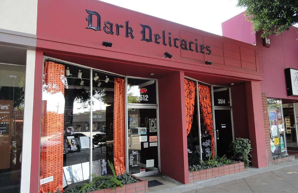 Dark Delicacies Go Fund Me