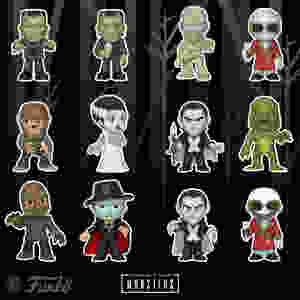 Funko Universal Monsters Mystery Minis