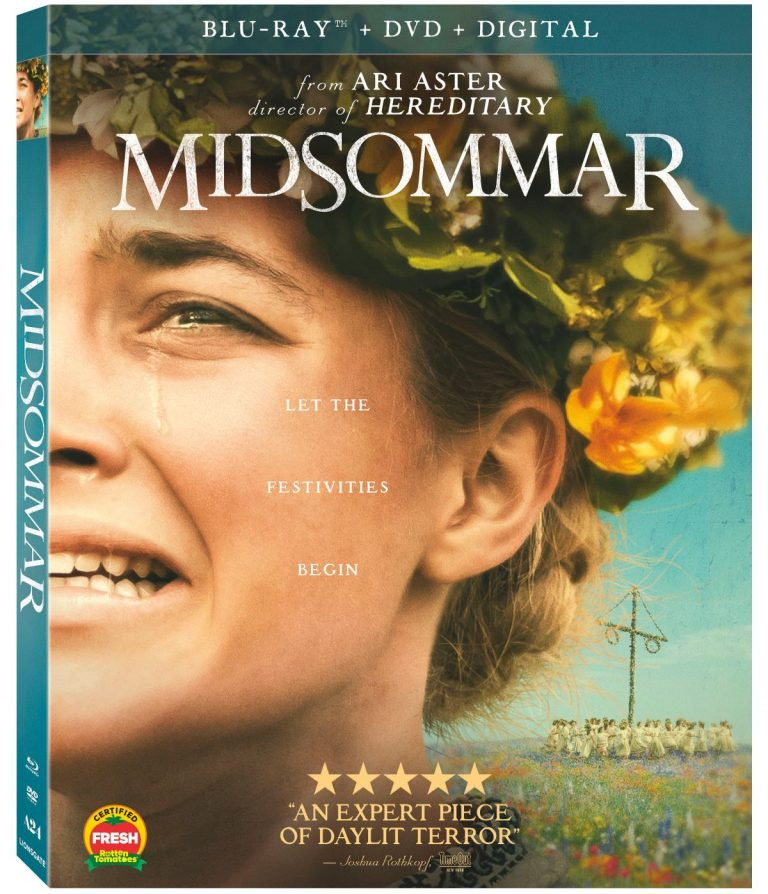 Midsommar Blu-ray Release Details