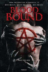 Blood Bound Movie Poster Richard LeMay
