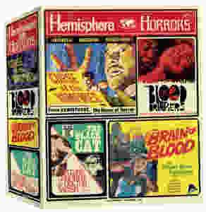 Hemisphere Horrors Severin Films