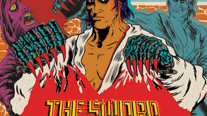 'The Sword And The Claw' 4K Blu-ray Coming Soon From AGFA