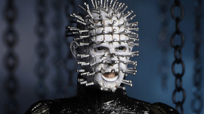 NECA Raises A Little Hell With New Images Of Their Ultimate Pinhead Figure