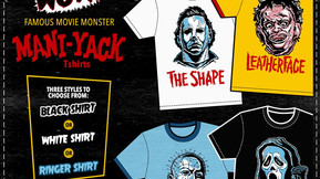Fright-Rags Launches MANI-YACK T-Shirt Collection