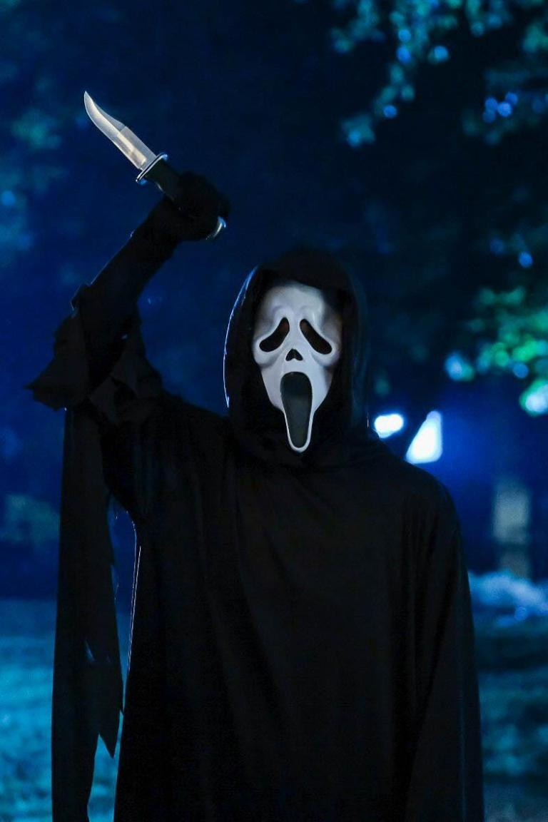 Scream Resurrection New Trailer Clip Images