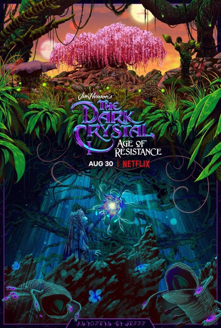Netflix Dark Crystal: Age of Resistance Trailer SDCC