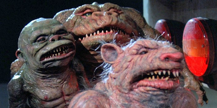 Complete History of Ghoulies VHS Cover Art