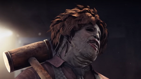 "Leatherface Gets ""Old Lady Outfit"" in 'Dead by Daylight'"
