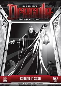 Bram Stoker's Dracula Legendary Comics Bela Lugosi