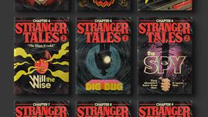 Stranger Things 2 Episodes Turned Into Novel Covers & Atari Cartridges
