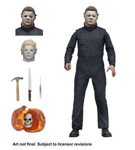 Toy Fair 2019 NECA Halloween II Michael Myers Figure Ben Tramer