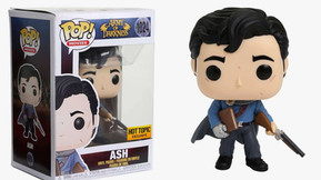 Ash Williams Gets Hot Topic Exclusive 'Army of Darkness' Funko Pop!