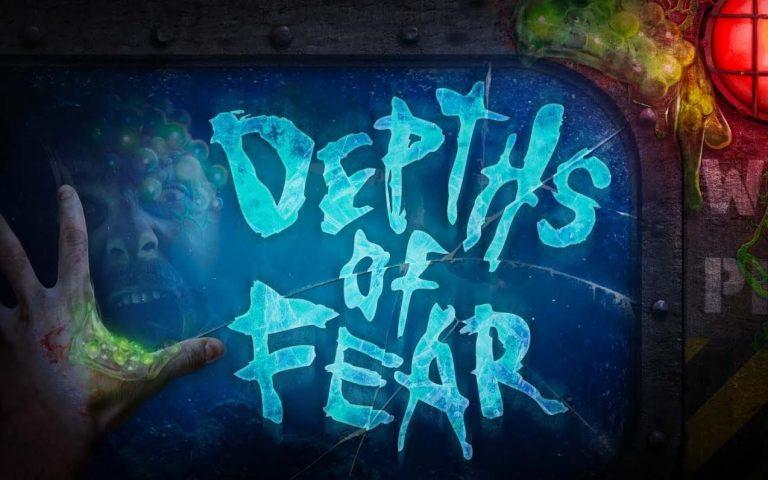Halloween Horror Nights Depths Of Fear