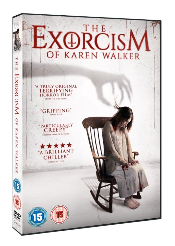 The Exorcism of Karen Walker Hereford Horror