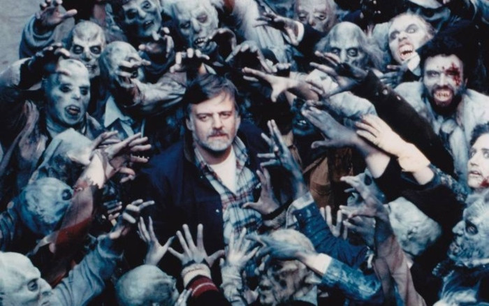 George Romero The Living Dead Daniel Kraus Completed
