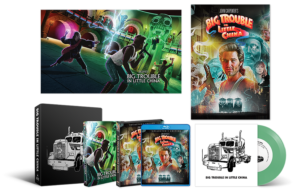 Big Trouble in Little China Scream Factory