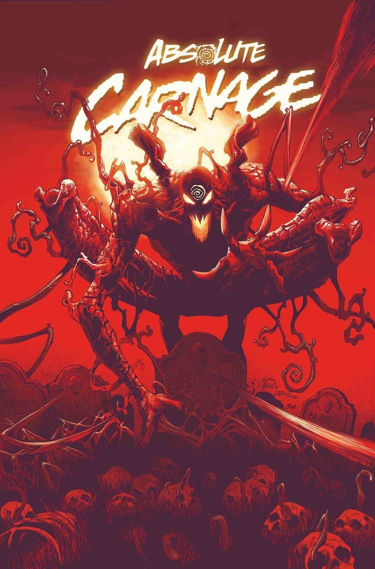 Absolute Carnage Issue #1 Trailer