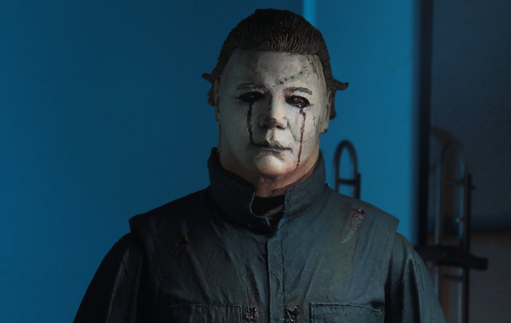 Toy Fair 2019 NECA Halloween II Michael Myers Figure Ben Tramer