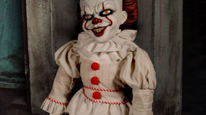 Mezco's Roto Plush Pennywise Doll Is Now Up For Pre-Order