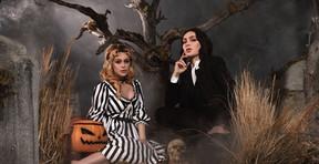 Goth Fashion House La Femme en Noir Launches Tim Burton's 'Sleepy Hollow' Collection