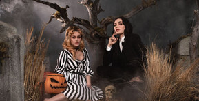 Goth Fashion House La Femme en Noir Launches Tim Burton's 'Sleepy Hollow' Collection