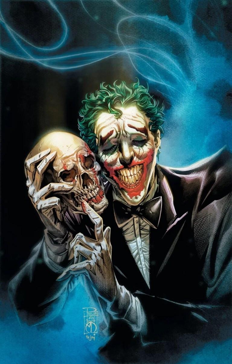 The Joker: Year of the Villain John Carpenter