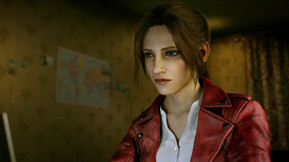 """Netflix Reveals Images of Claire and Leon from Animated Series """"Resident Evil: Infinite Darkness"""""""