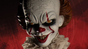 Mezco Unleashes The Terror Of Derry With New Pennywise Burst-A-Box