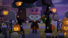 'Animal Crossing: New Horizons' Delivers Halloween Festivities With Fall Update