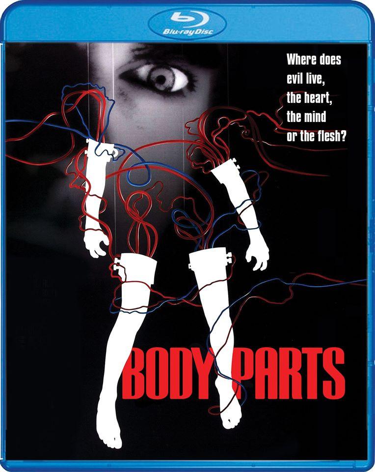 Body Parts Scream Factory Blu-ray