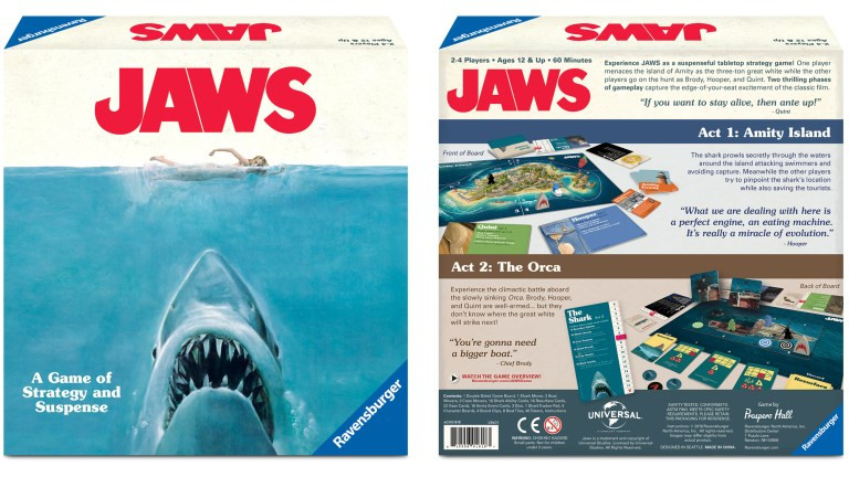Jaws Funko Pop! Board Game Toy Fair 2019